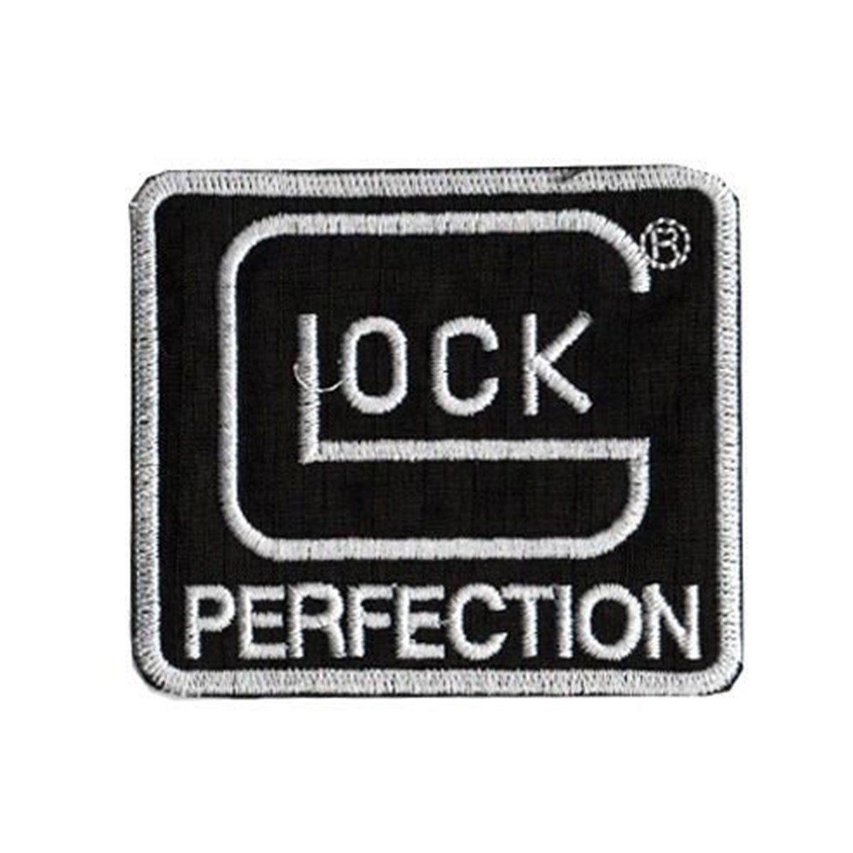 Bordado Termocolante Glock Perfection