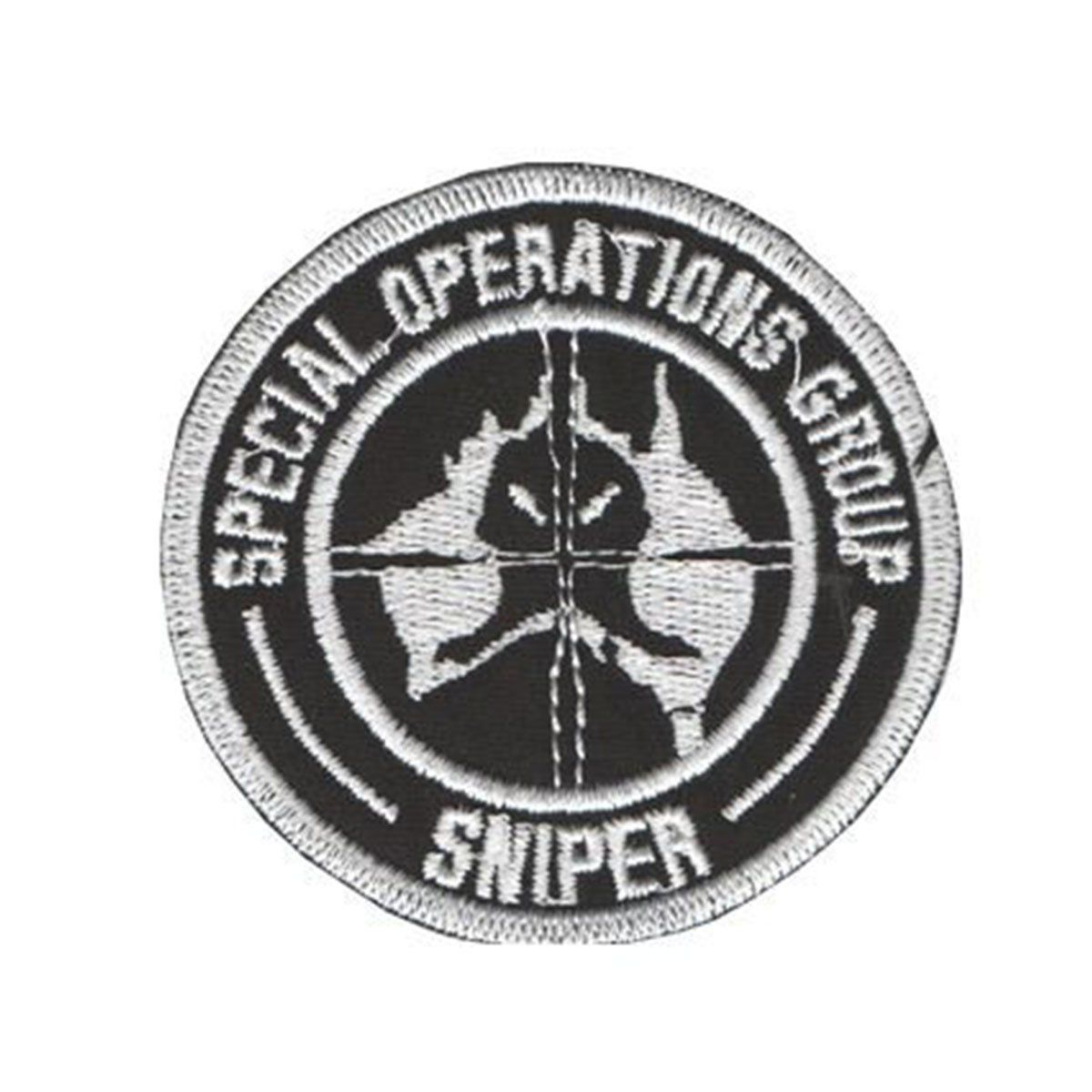 Bordado Termocolante Special Operations Group