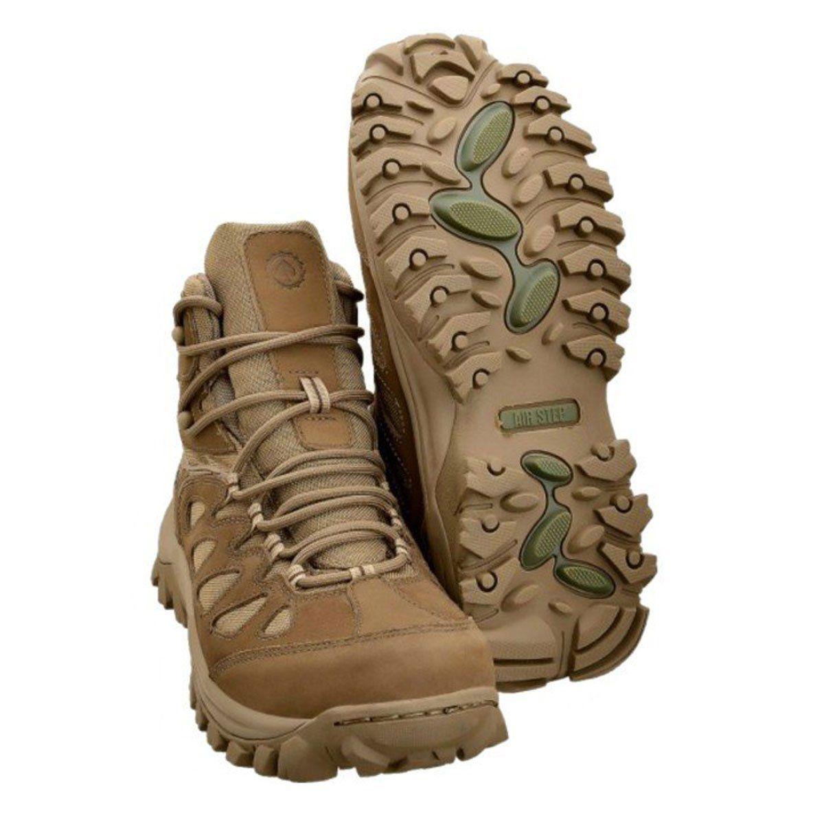 Bota Airstep 5700-35 Hiking Boot Bravo 10 Coyote