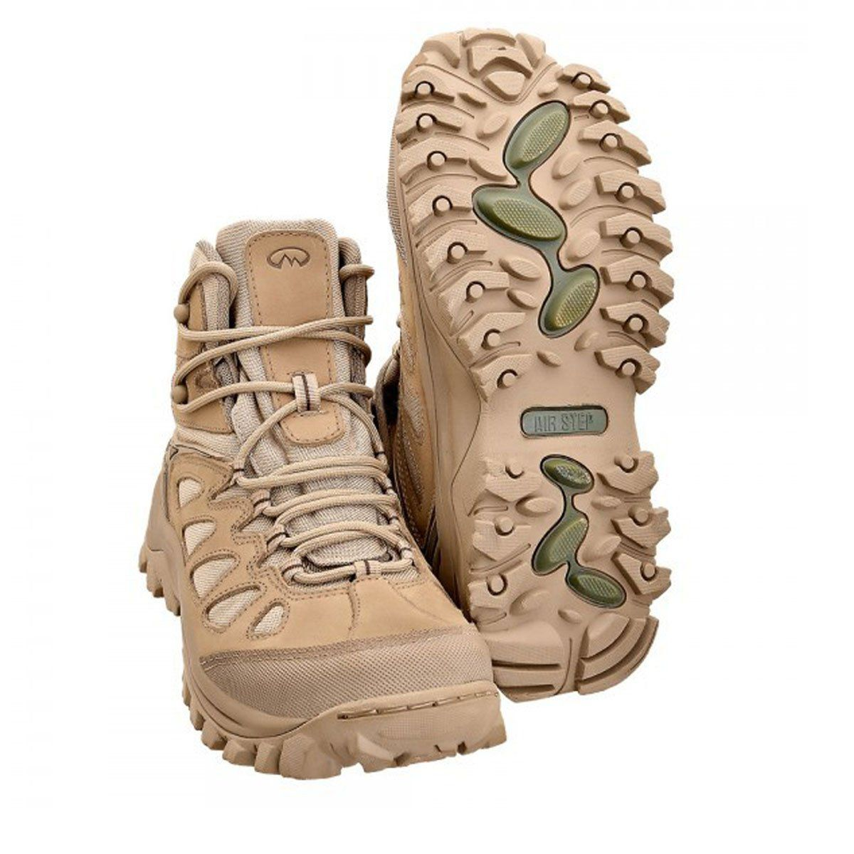 Bota Airstep 5700-25 Hiking Boot Bravo 10 Tan