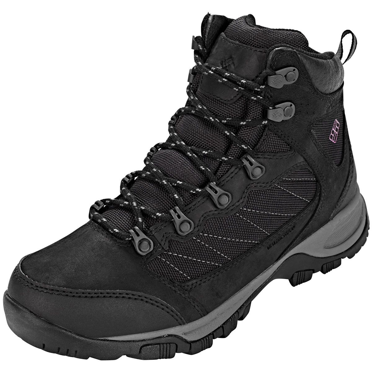 Bota Columbia Cascade Pass Waterproof Preto