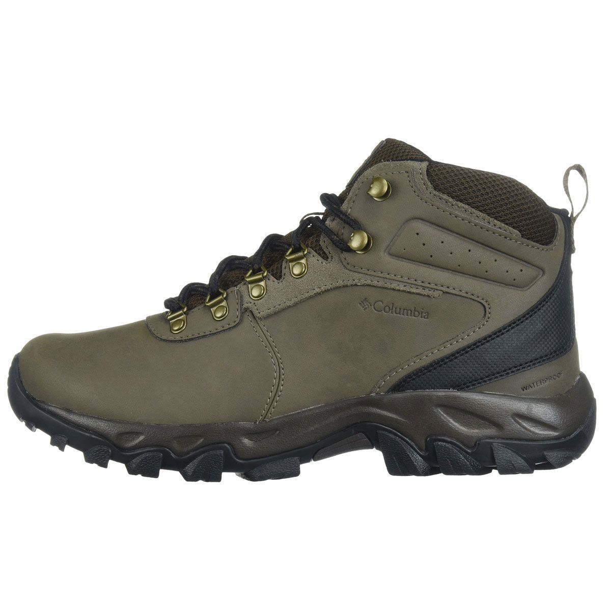 Bota Columbia Newton Ridge Plus II Waterproof Marrom