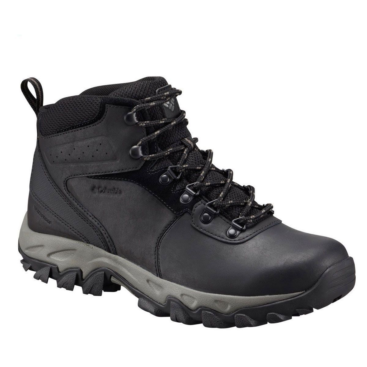 Bota Columbia Newton Ridge Plus II Waterproof Preto