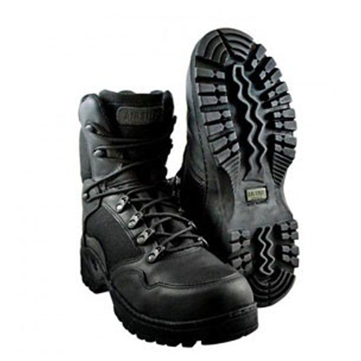 Bota / Coturno Militar Tático Airstep Ref: 8600-1 Combat Black