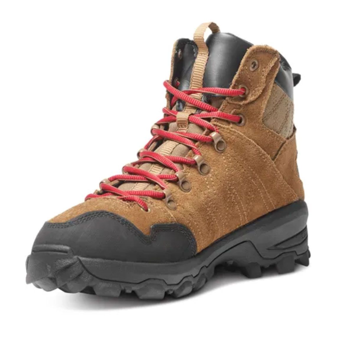 Bota de Couro e Camurça 5.11 Tactical Cable Hiker Dark Coyote
