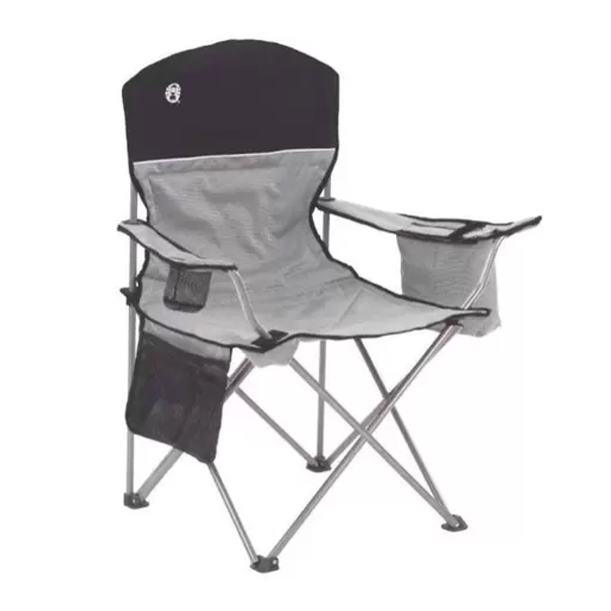 Cadeira Dobrável Coleman Cor: Cinza