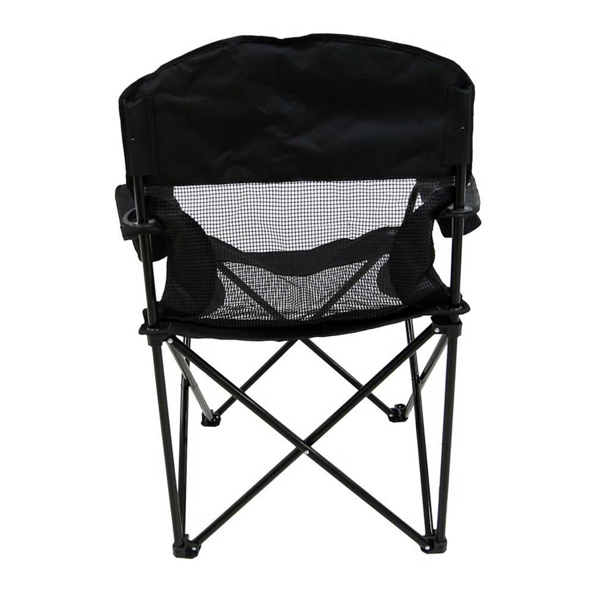 Cadeira Dobrável Fresno Nautika Preta