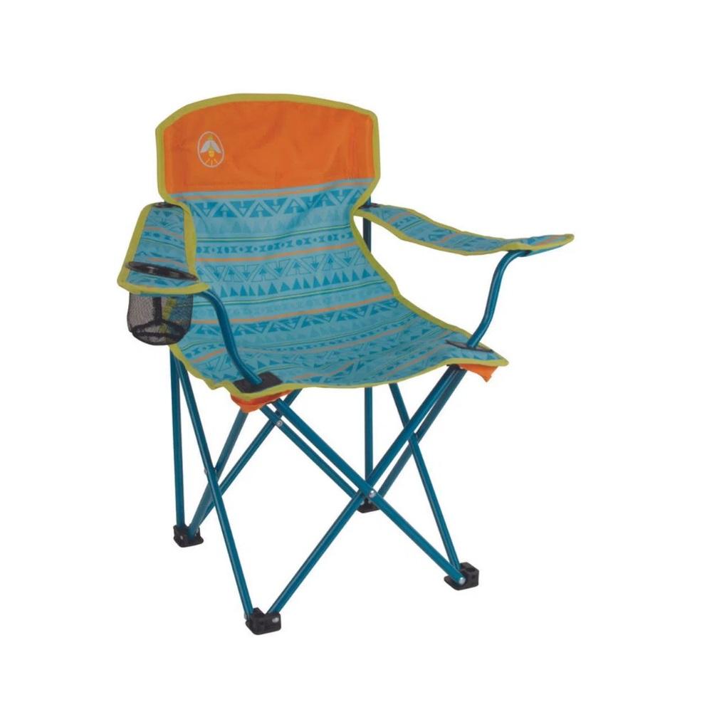 Cadeira Dobrável Infantil Coleman Verde