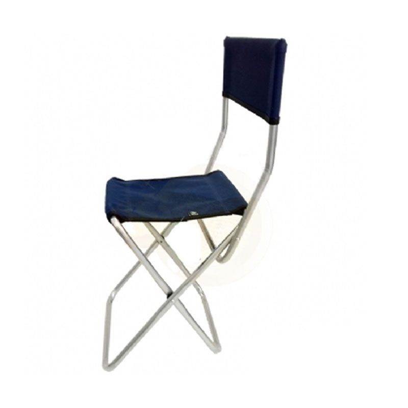 Cadeira Dobrável Jogá Azul