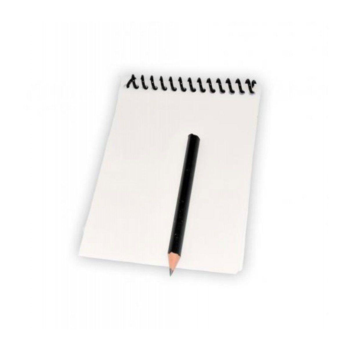 Caderneta Ripstop com Lápis