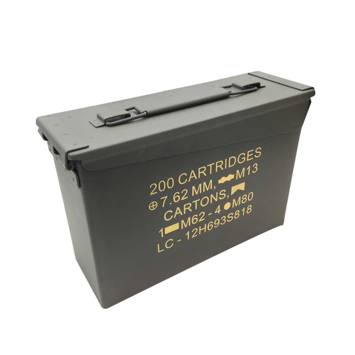 Caixa para Municao Nautika Tatico Ammo Box