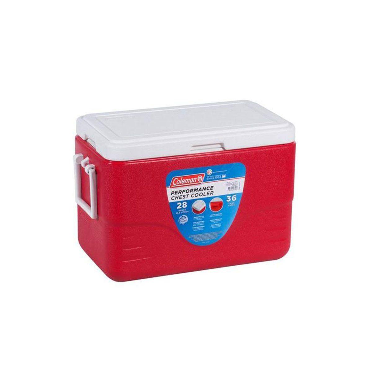 Caixa Térmica / Cooler Coleman 28QT (26,5L) 36 Latas
