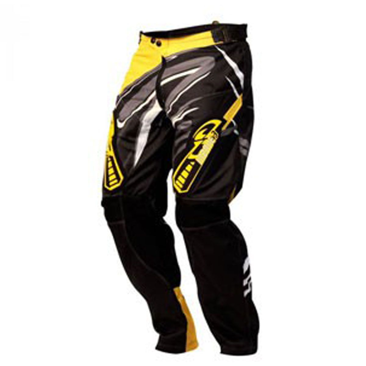 Calça Protork Cal-92PT Insane 3 Black / Yellow