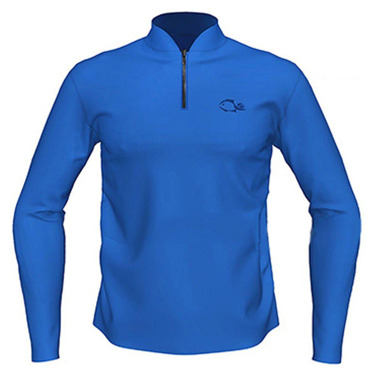 Camisa Faca na Rede Maori Azul