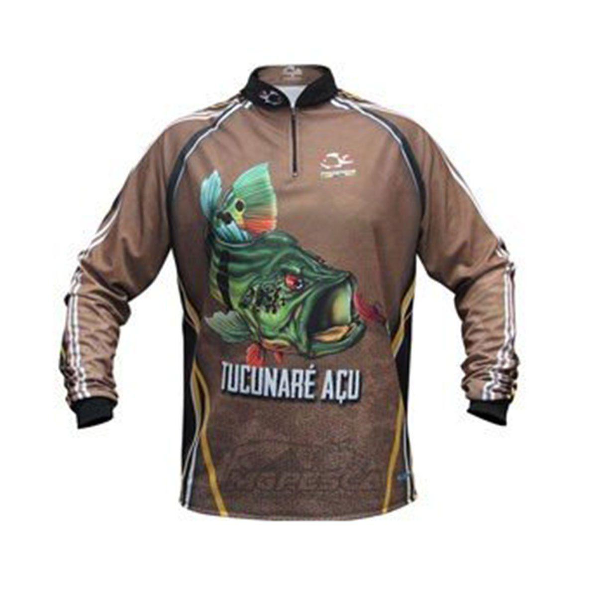 Camisa Faca na Rede Tucunare Acu NC 20