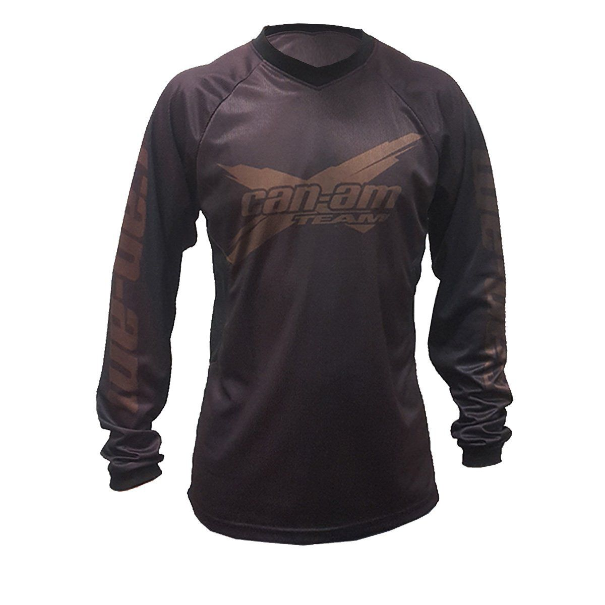 Camisa Masculina Can-Am Team Preto