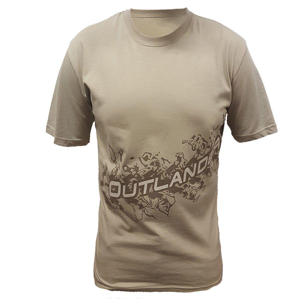 Camisa Outlander Bege