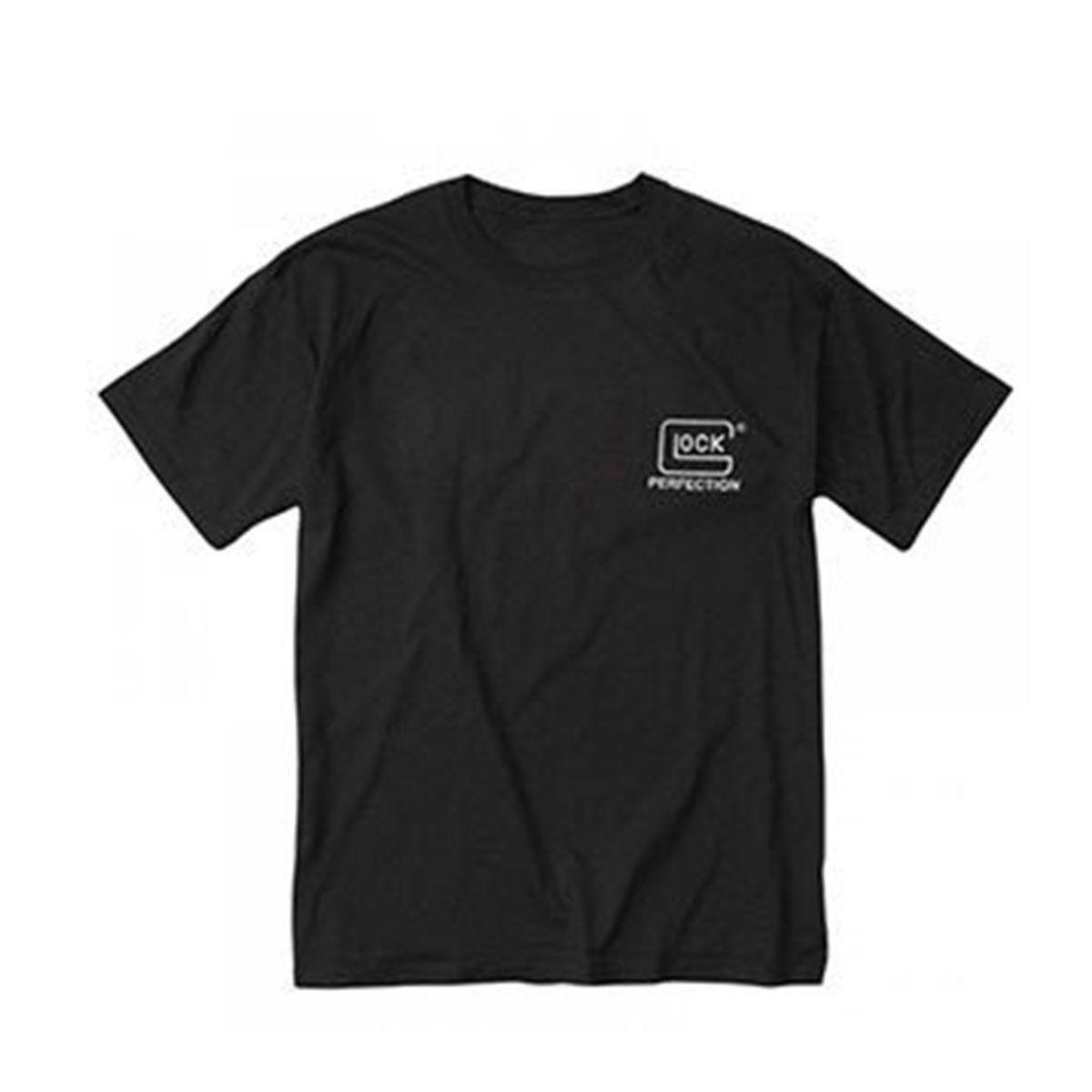 Camiseta Estampada Glock Bravo