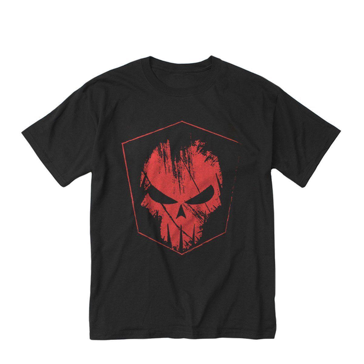 Camiseta Estampada Spectral Bravo