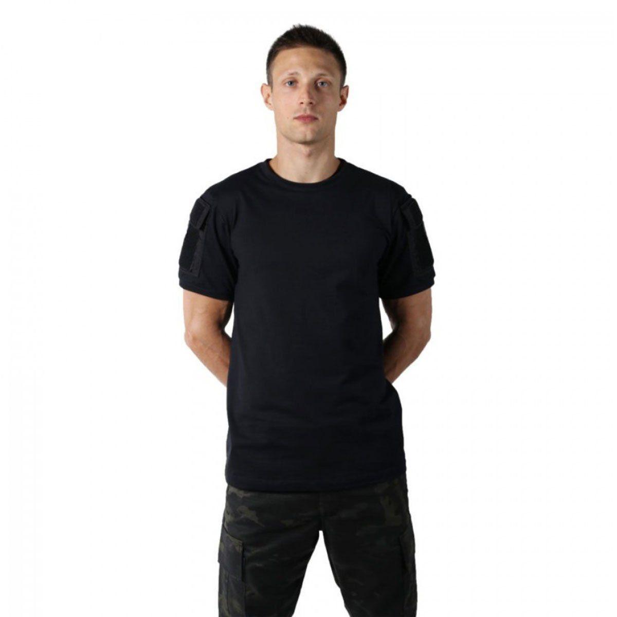 Camiseta Masculina Belica Ranger 4-Preto