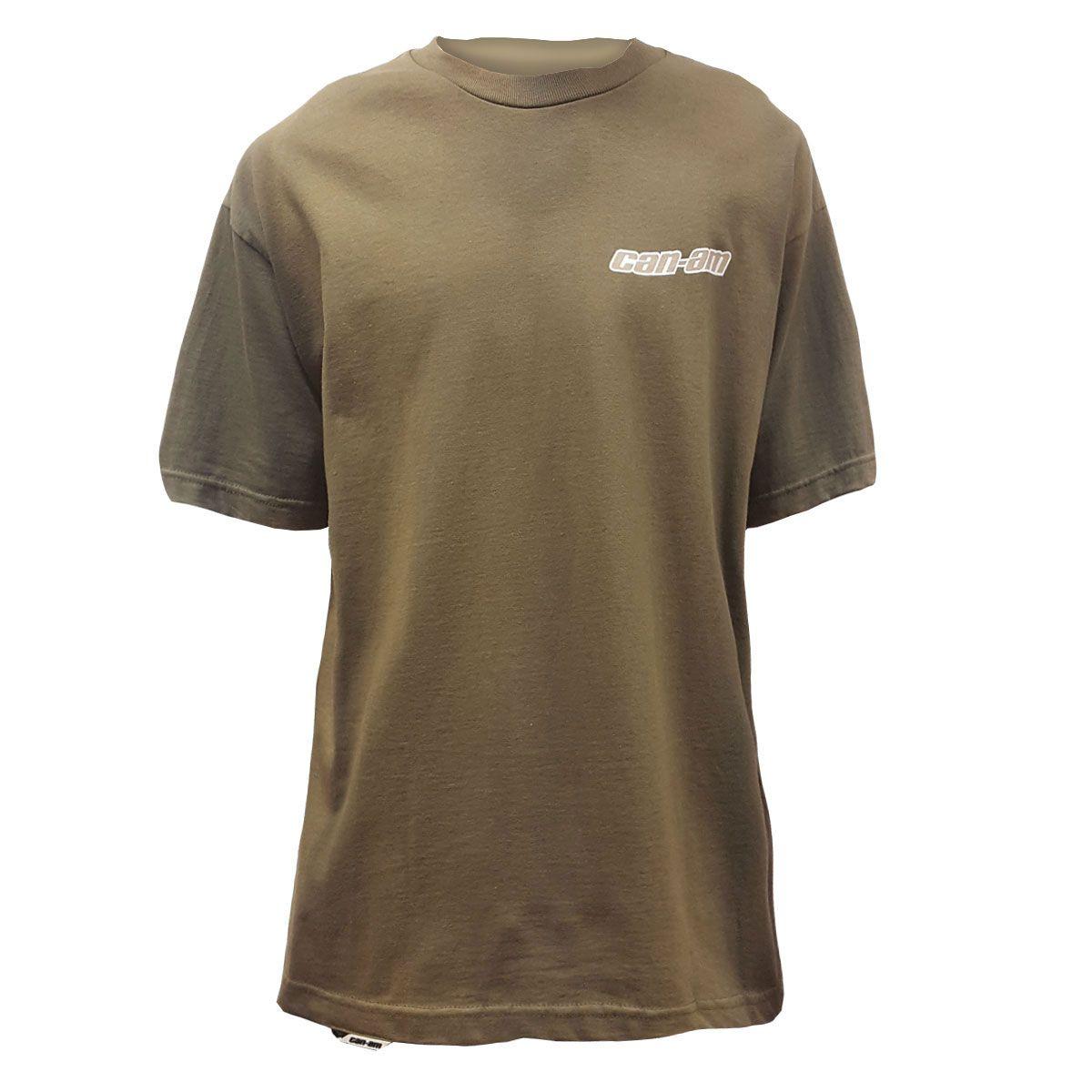 Camiseta Masculina Outlander Verde