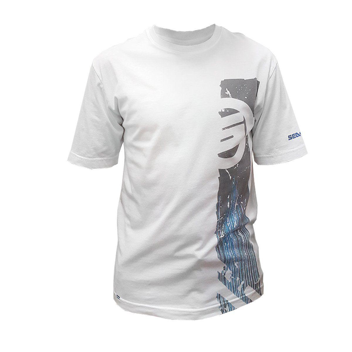 Camiseta Sea-Doo Vertical Branca