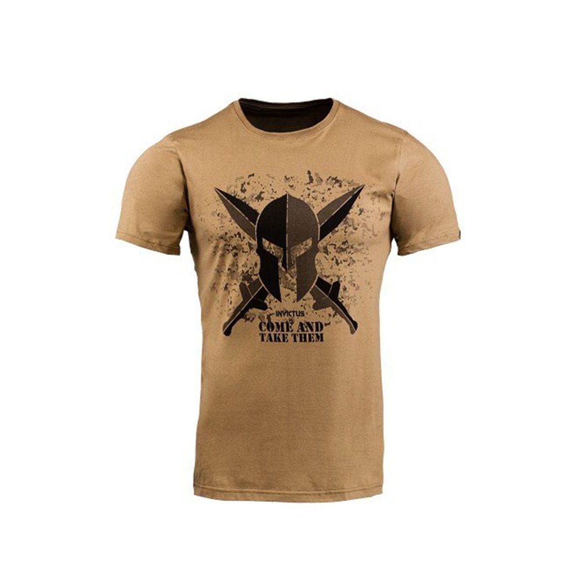 Camiseta T-Shirt Invictus Concept 300