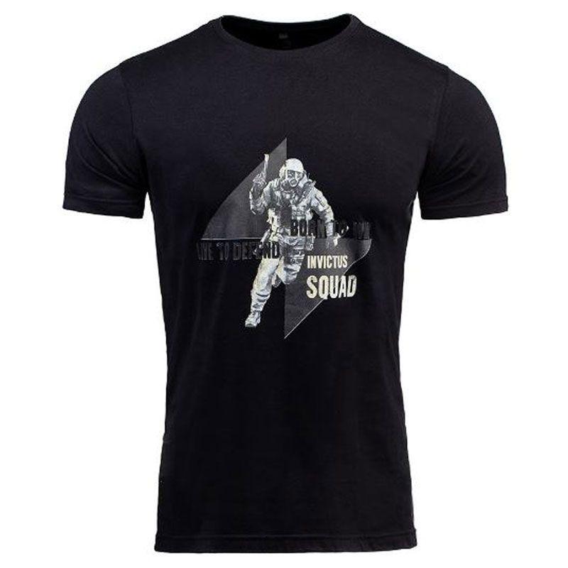 Camiseta T-Shirt Invictus Concept Blive