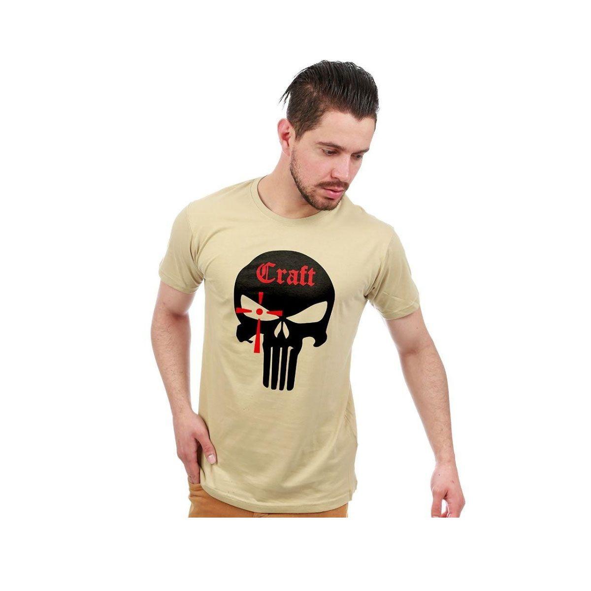 Camiseta Team Six Craft Zombie