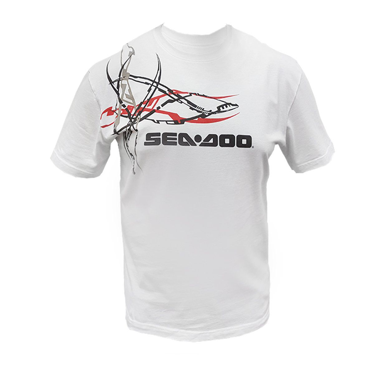 Camiseta Tee Sea-Doo Masculina Branca