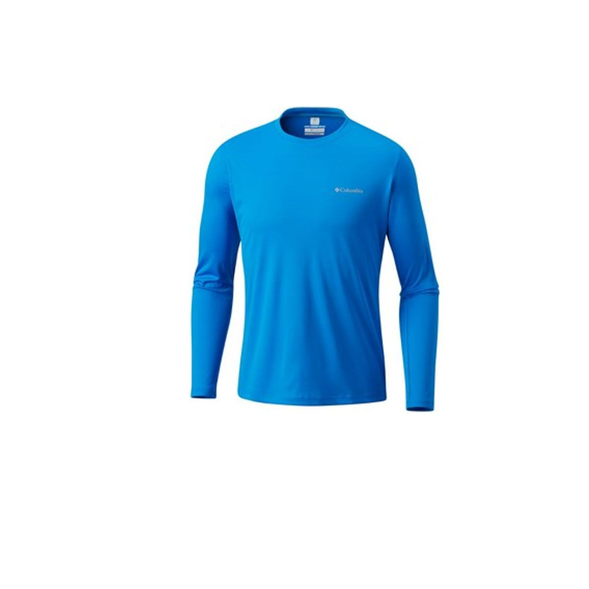 Camiseta Zero Rules Long Sleeve Shirt Hyper Blue