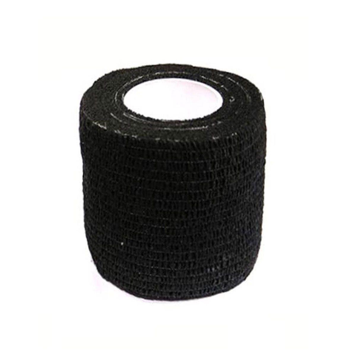 Camo Tape Fita para Camuflagem/ Protecao de dedo 5M Black