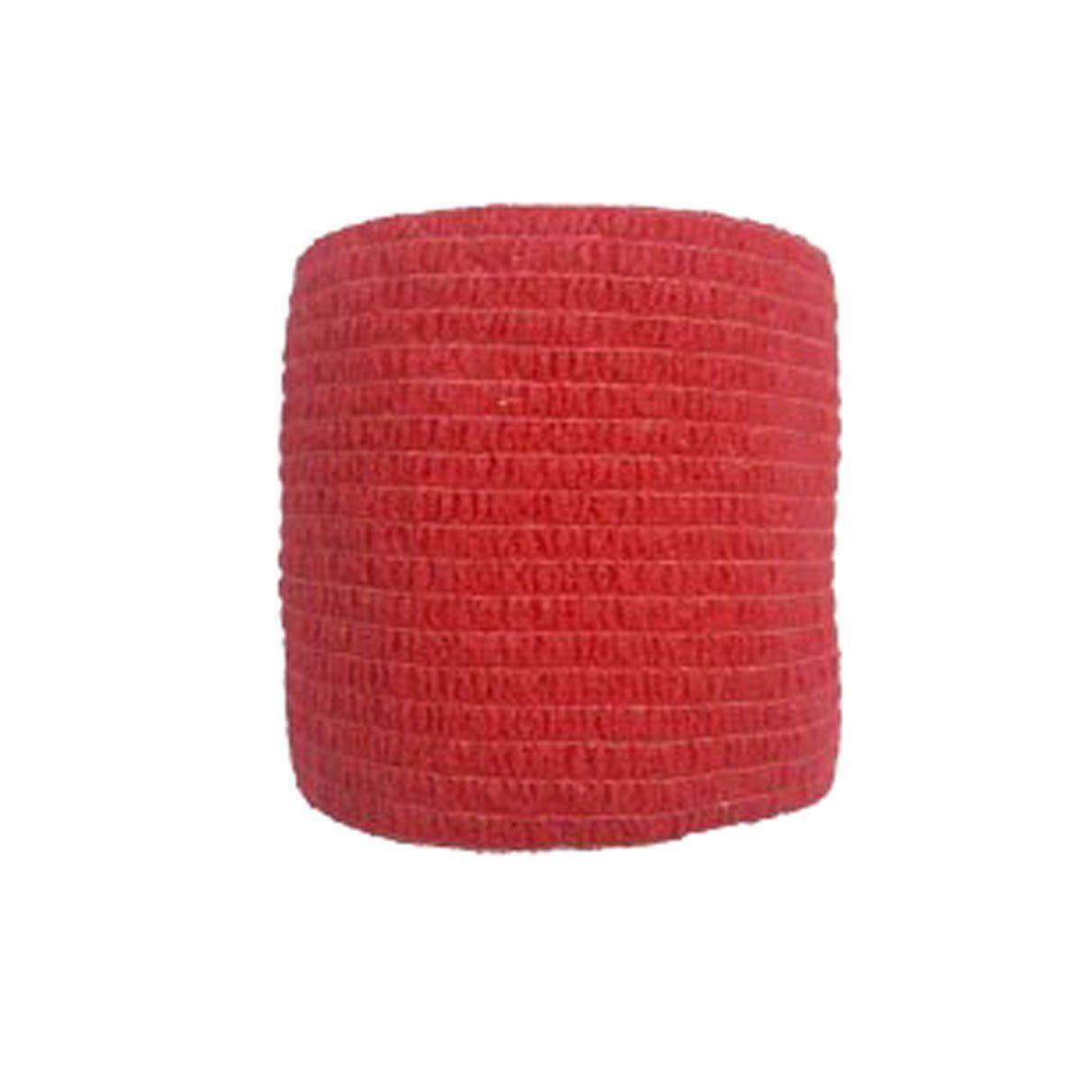 Camo Tape Fita para Camuflagem/ Proteção de dedo 5M Red
