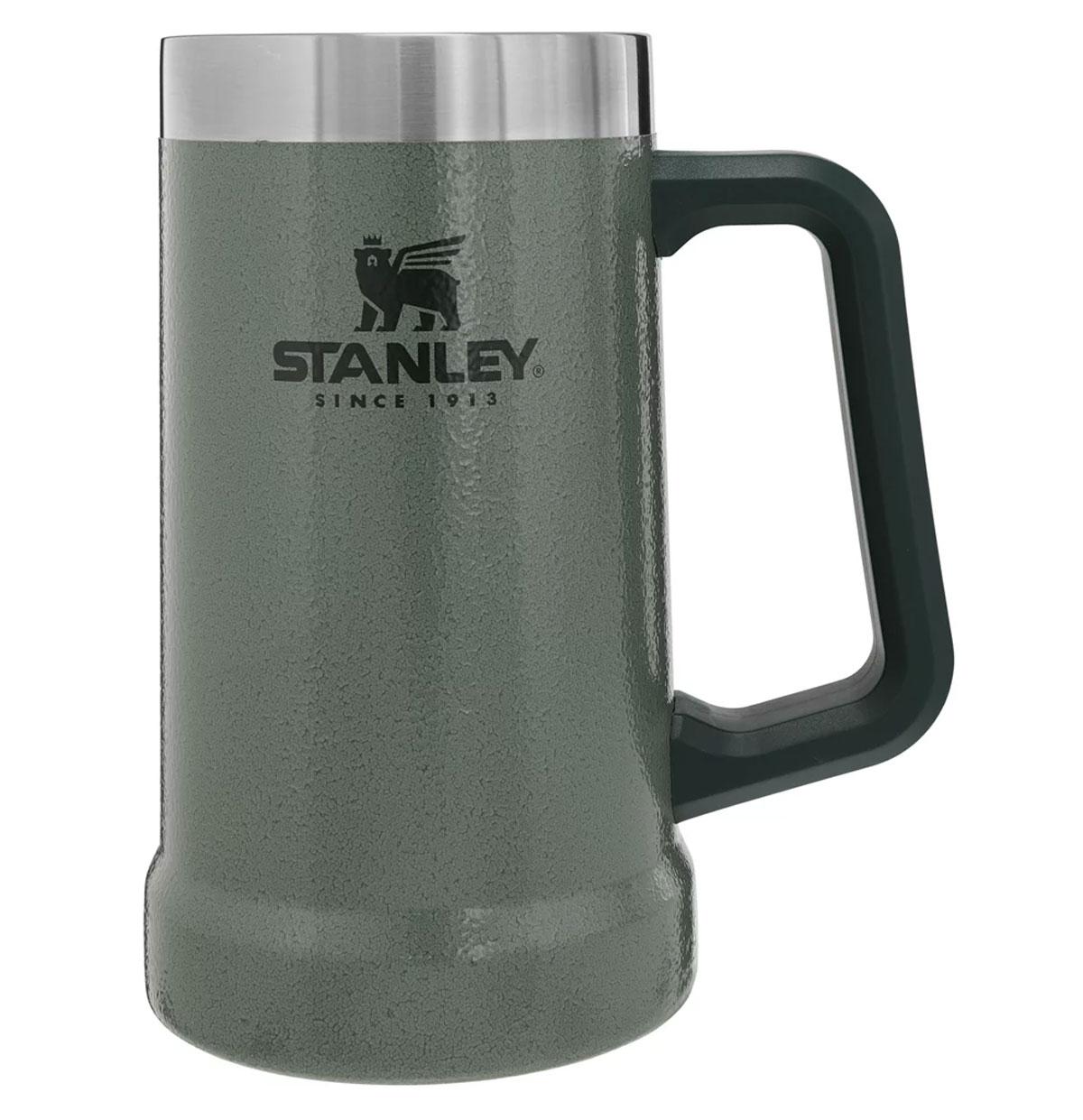 Caneca de Cerveja Térmica Stanley Hammertone Green 710ml