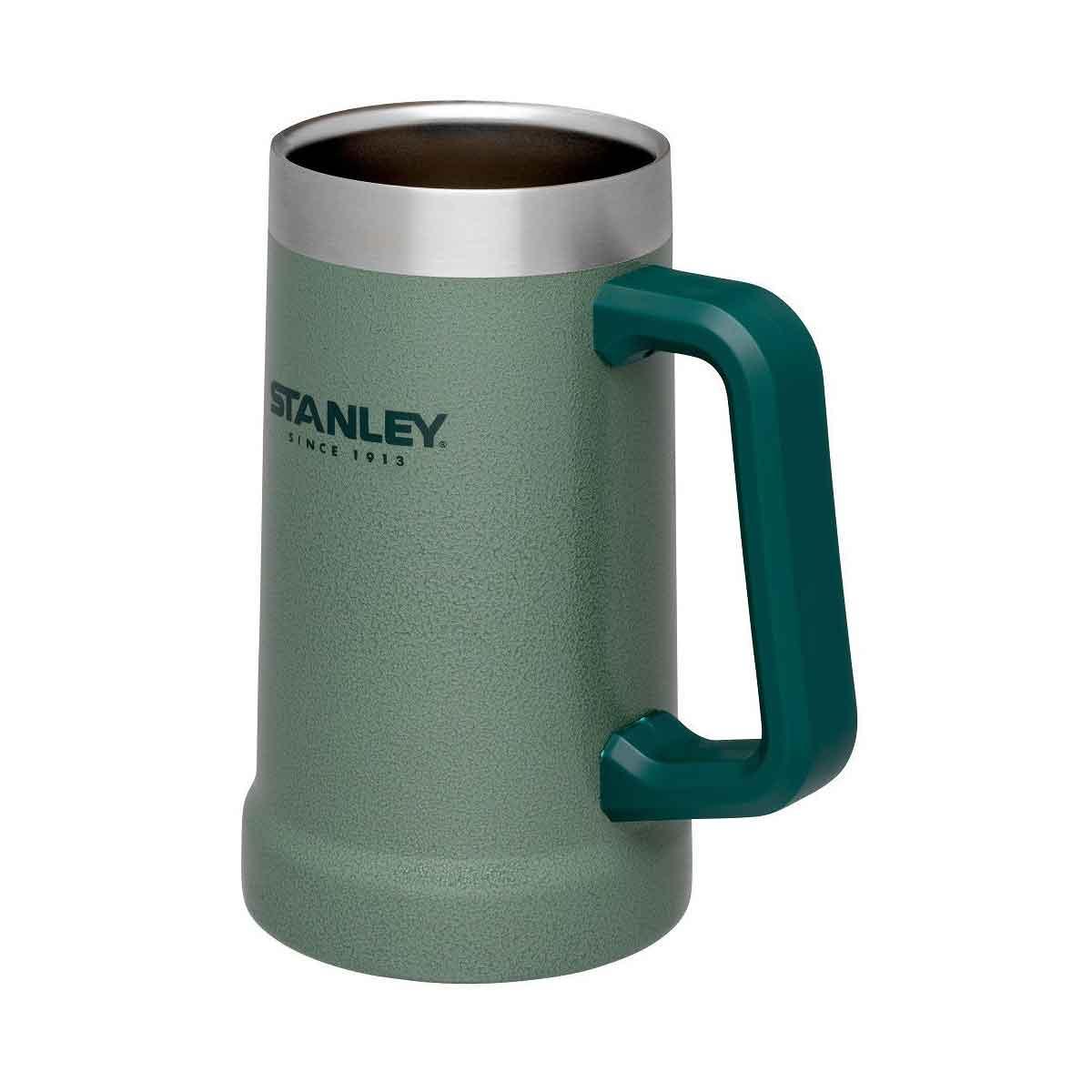 Caneca de Cerveja Térmica Stanley Hammertone Green 709ml