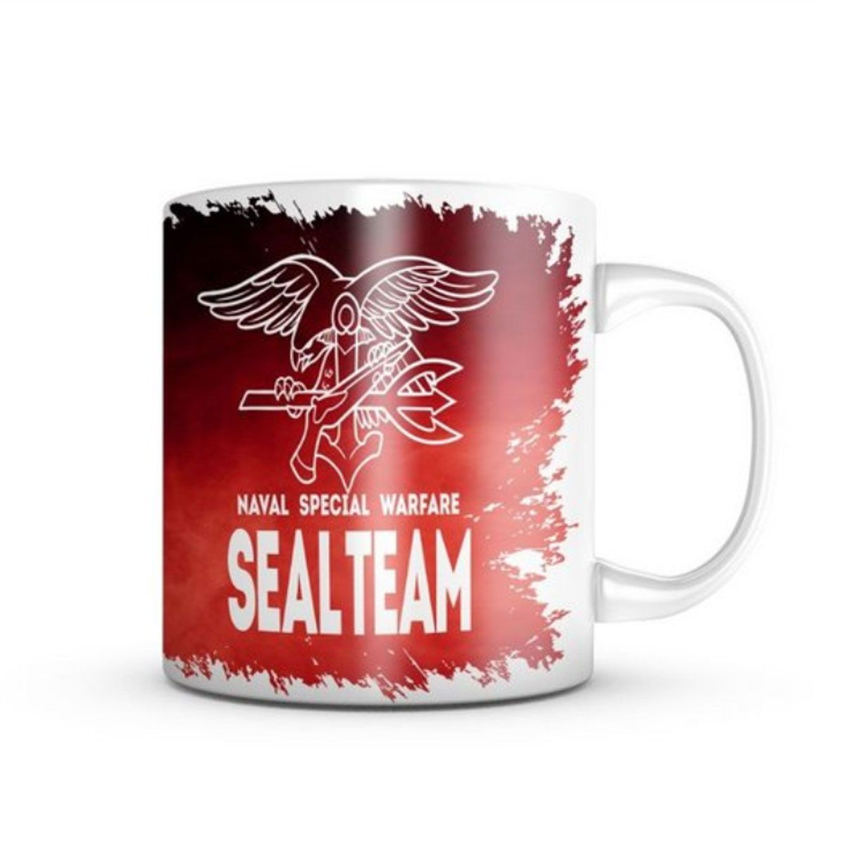 Caneca Team Six Seal Team 325 ML