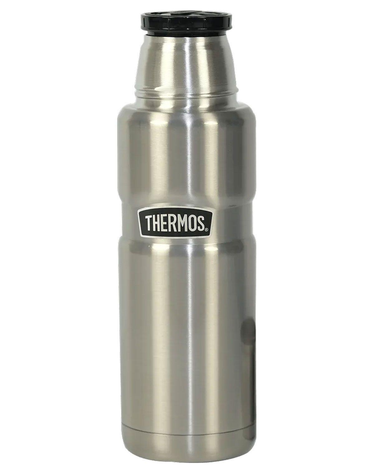 Caneca Térmica Thermos Makalu Prata 470ML
