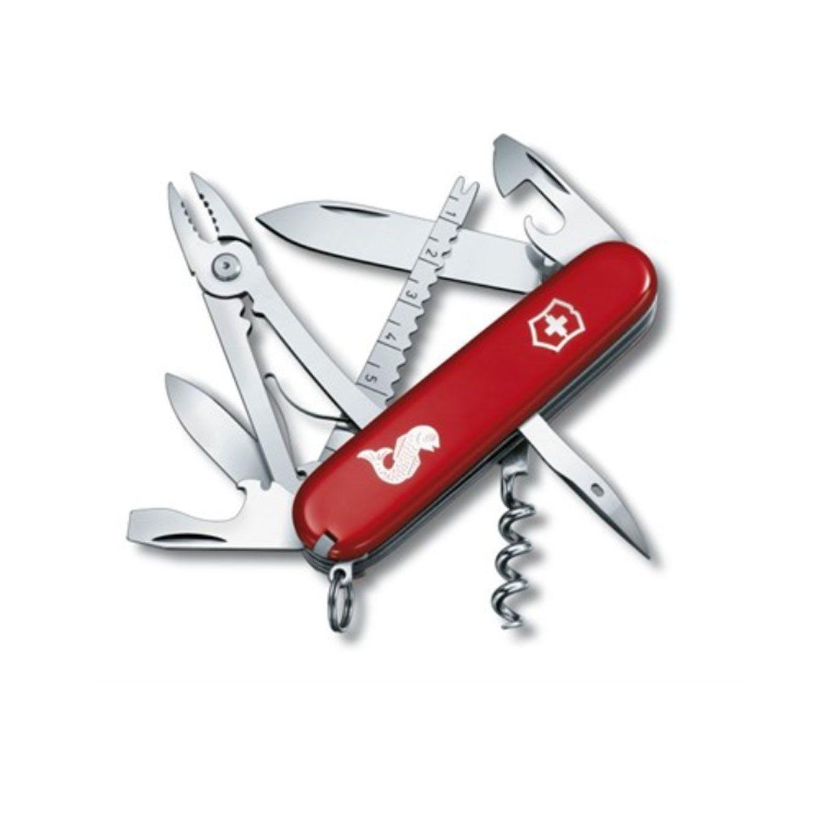 Canivete Victorinox Angler Vermelho