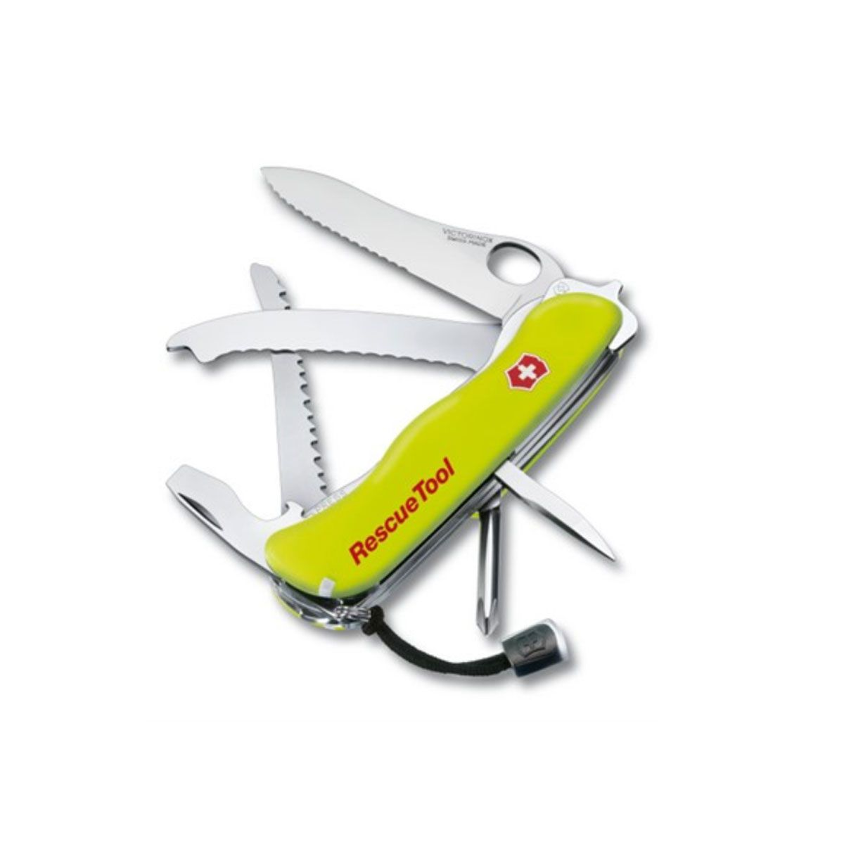 Canivete Victorinox Rescuetoll Fosforesc