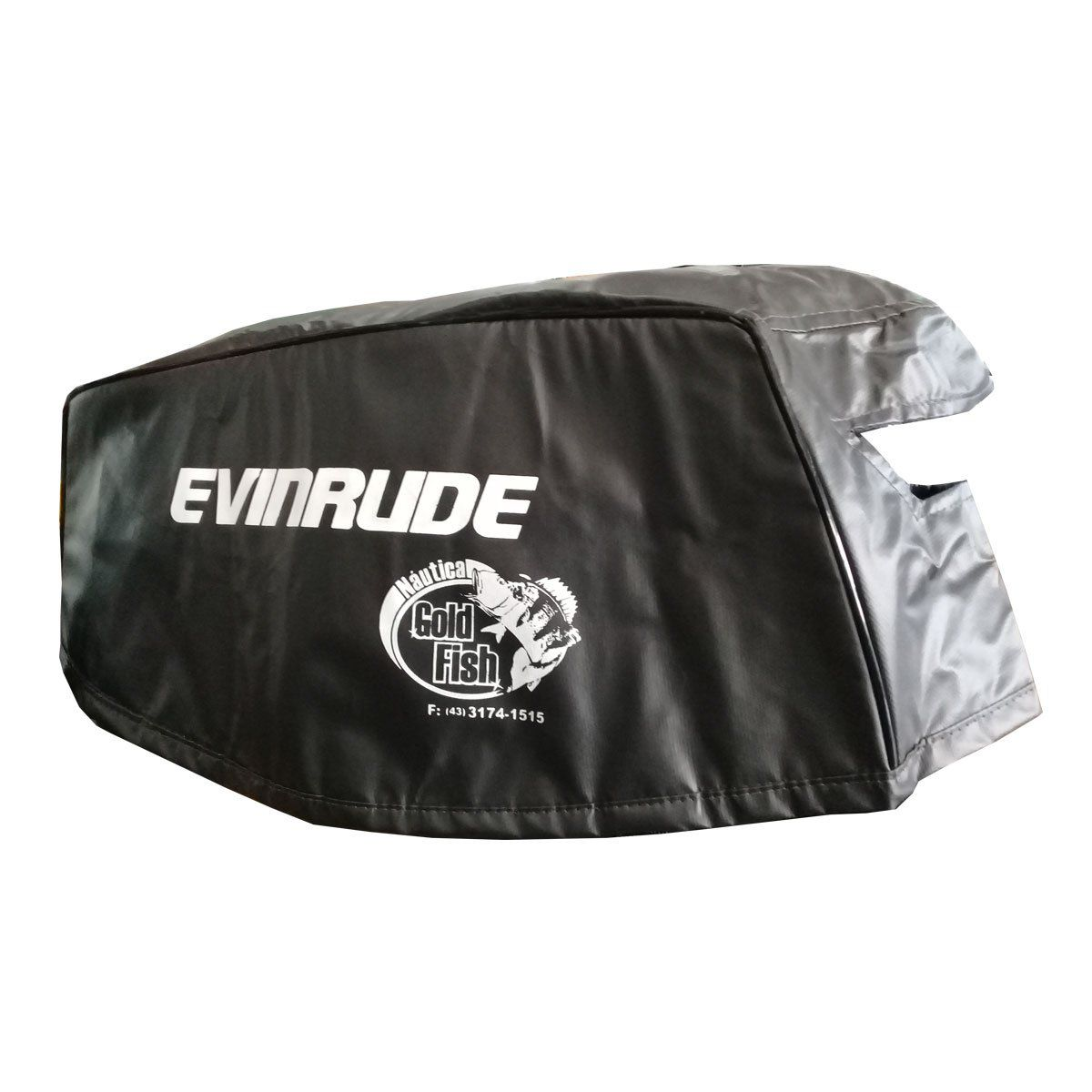 Capa do Capô Evinrude 25 HP ETEC