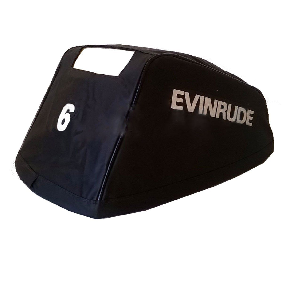Capa do Capo Evinrude 6 HP 4 T