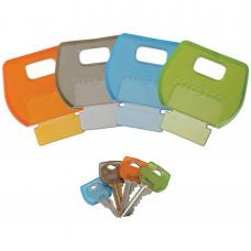 Capa em Plástico Nite Ize Identkey Covers - Pack com 4 unidades