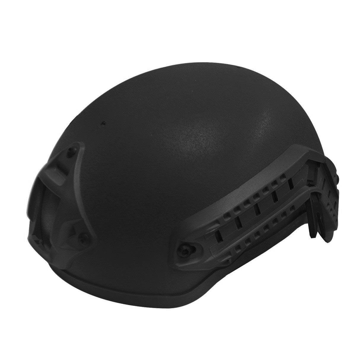Capacete Replica Mich 2001 Fast Style Black
