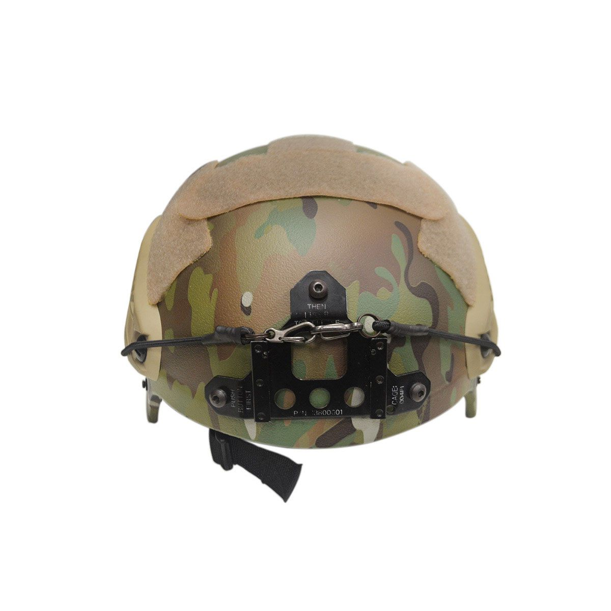 Capacete Tático Emerson Gear IBH-X Multicam