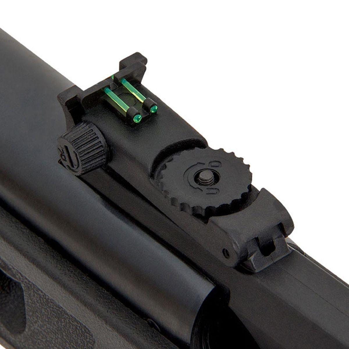 Carabina de Pressão CBC Jade Mais Ox PP Preta 5,5mm