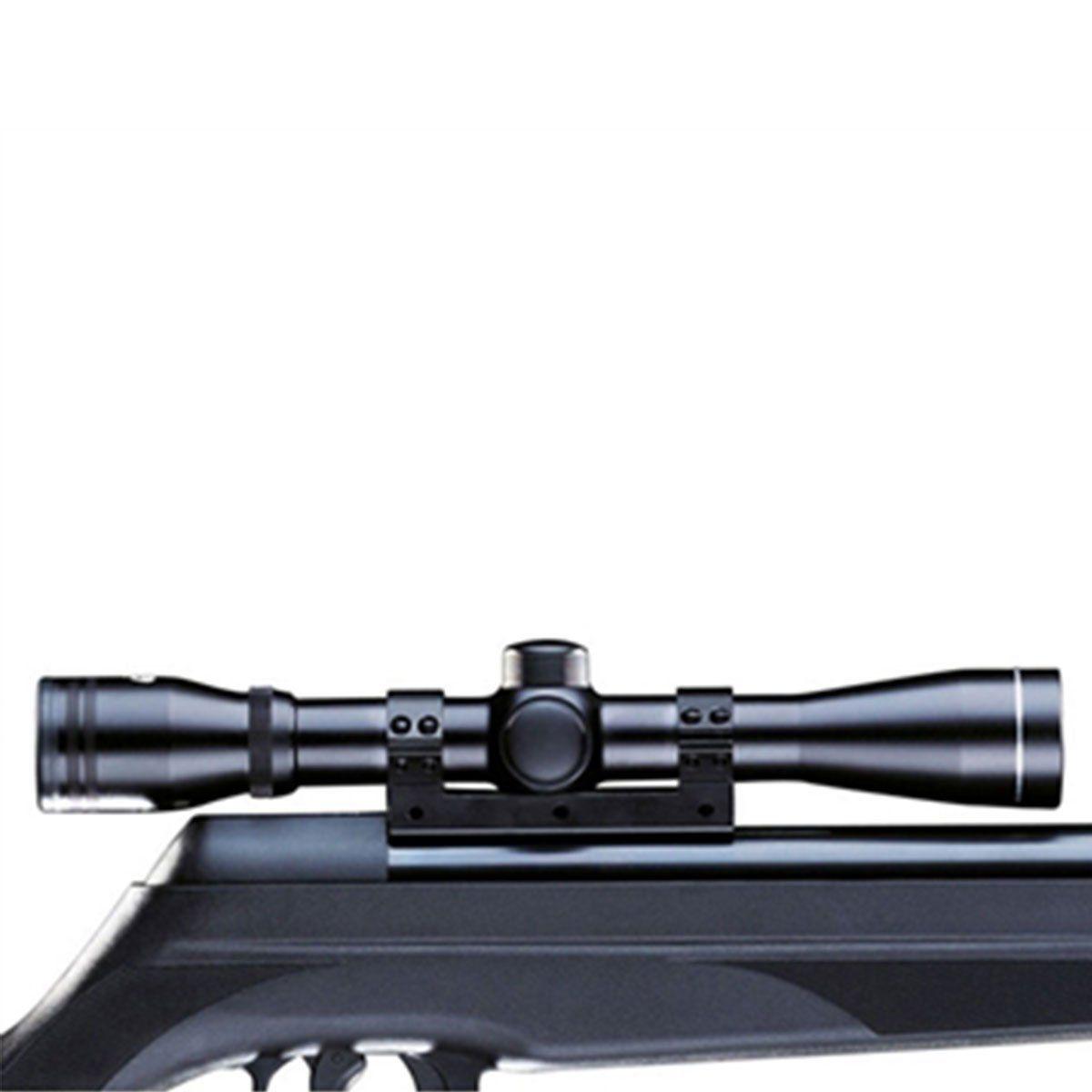 Carabina de Pressao CBC Nitro 800 Oxid 5,5 mm  Luneta 4X32