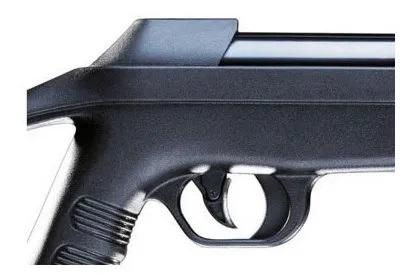 Carabina de Pressão CBC Nitro-X1000 Oxidada  5.5mm