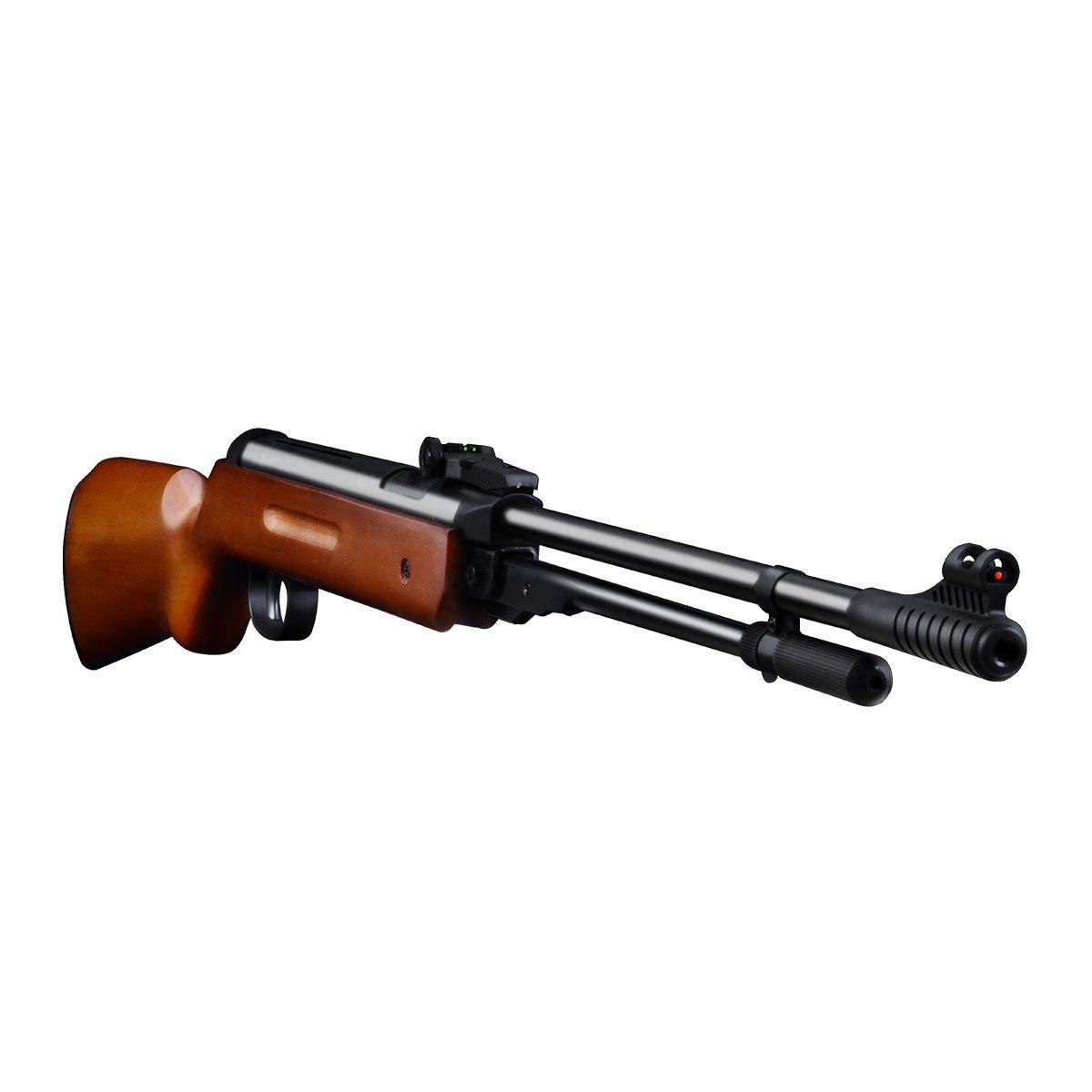 Carabina de Pressão Fixxar Spring West Cabo Madeira 5,5mm