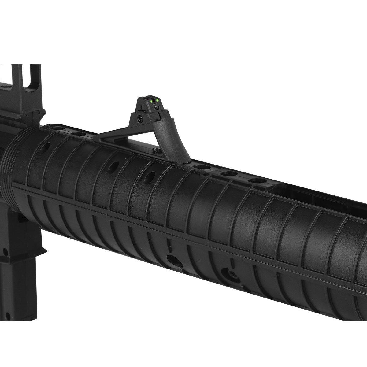 Carabina de Pressao Rossi SAG M16R com Gas Ram 5,5mm