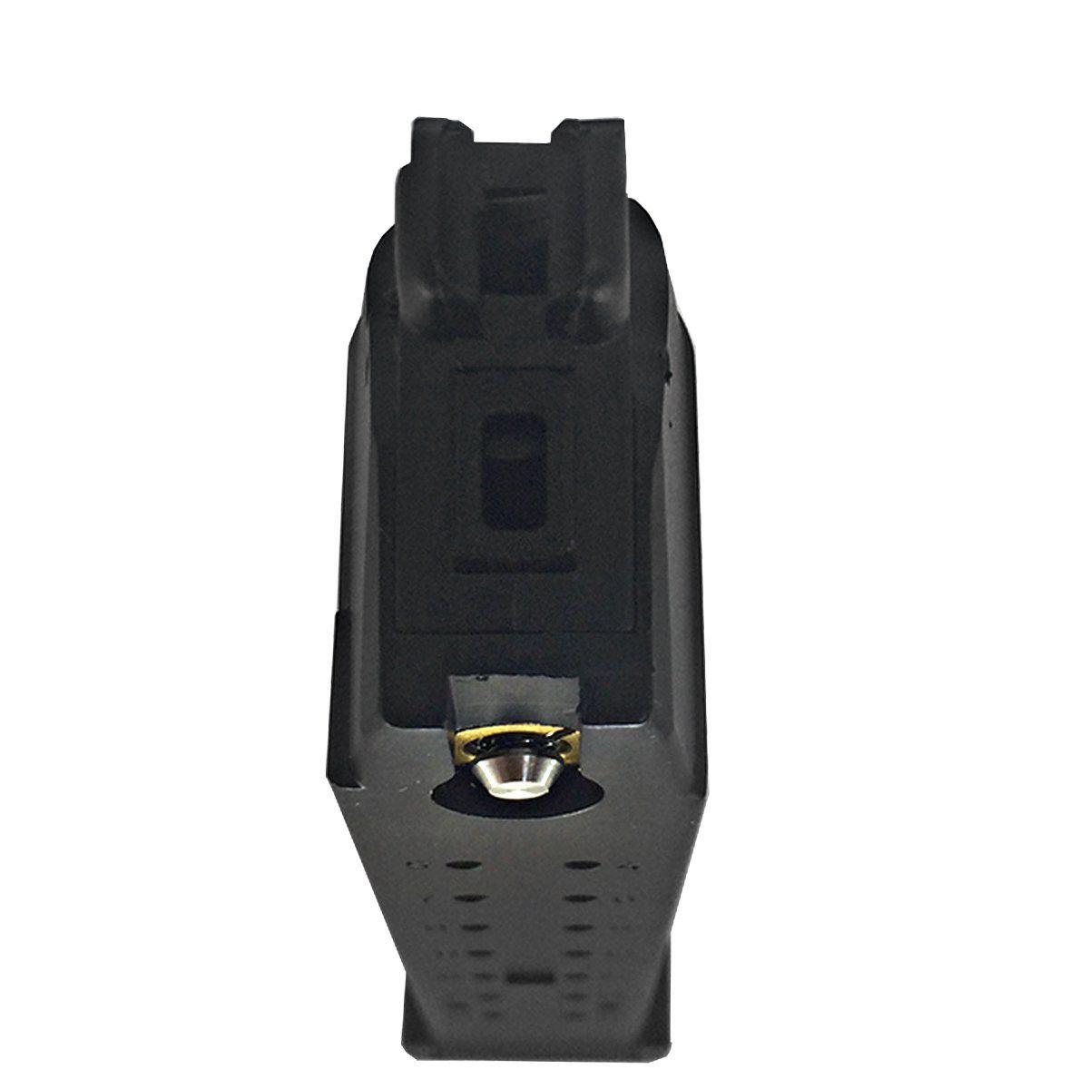 Magazine Para Pistola Army Armament Glock G17 22BBs Preto